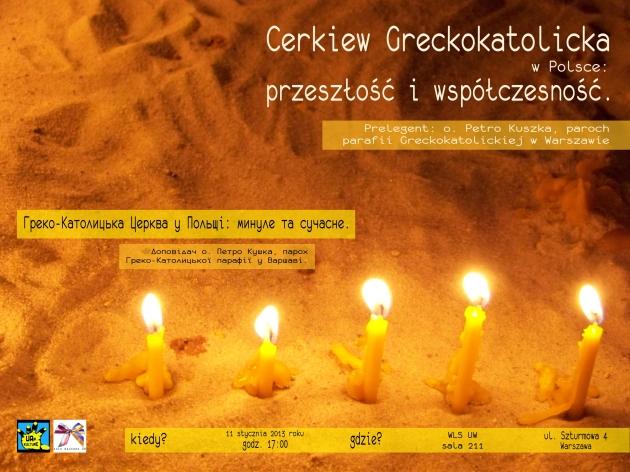 Cerkiew Greckokatolicka w Polsce. Przeszłość i współczesność