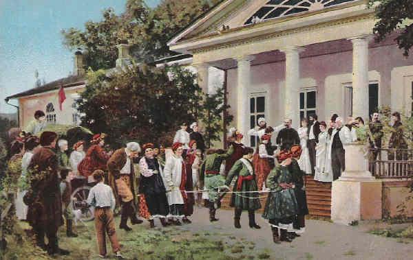 Wesele Na Podlasiu Odrobina Historii Uap Kulturę