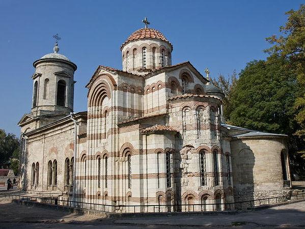 Церква Івана Предтечі в Керчі
