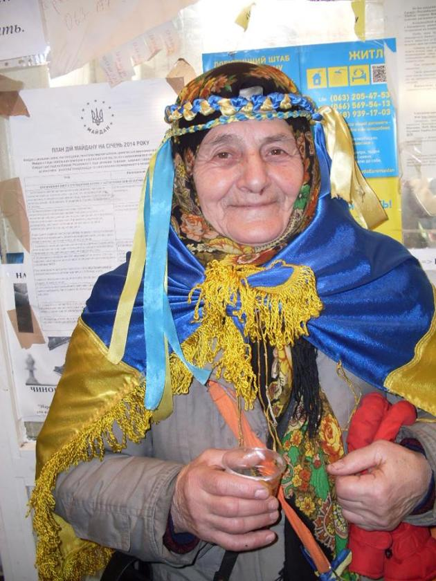 Babcia Hania